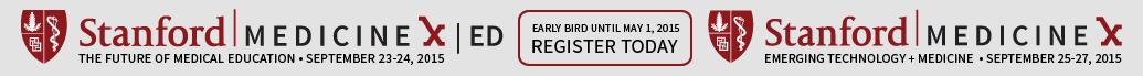 Register for Medicine X 2015