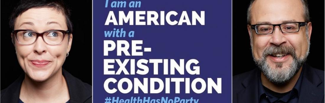 Health has no party