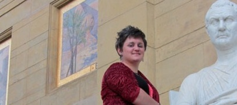 A patient patient: Sarah Kucharski writes about life with fibromuscular dysplasia