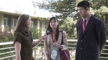 Adithya Balasubramanian and Kailin Hu on The Buzz