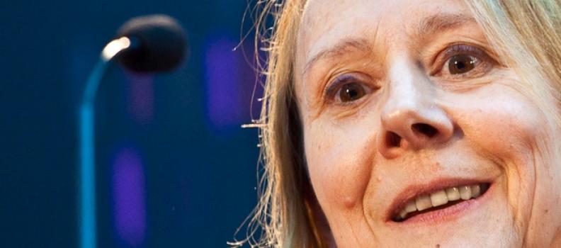 Esther Dyson: angel investor, health nut