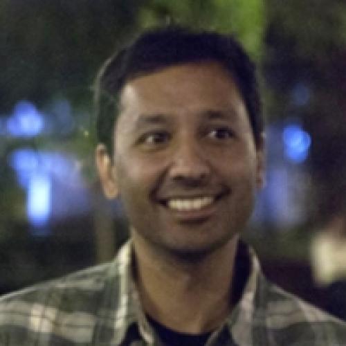 Malay Gandhi<br /> @breckgamel